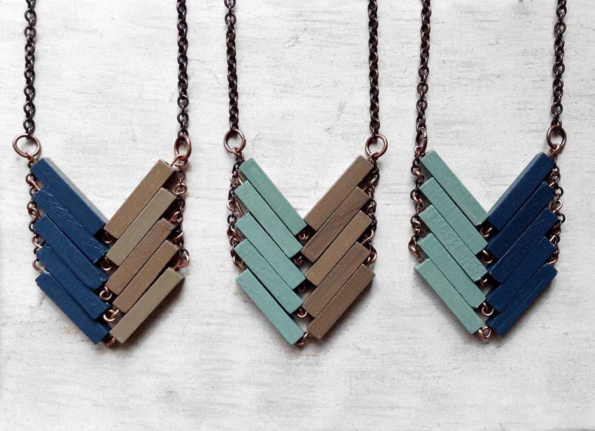 Scoprire la creativit i gioielli in legno di valentina for Gioielli di design