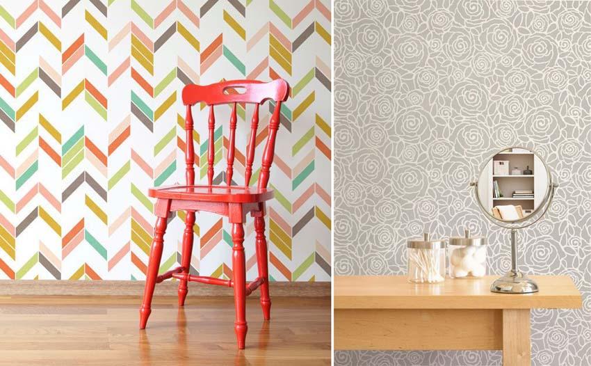 Artisign ideas 8 modi per decorare le vostre pareti for Stencil scritte per pareti