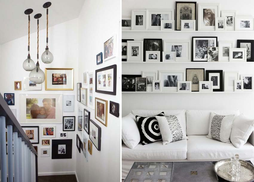 Idee Pareti Foto : Idee per decorare le pareti la gallery fotografica the eat culture
