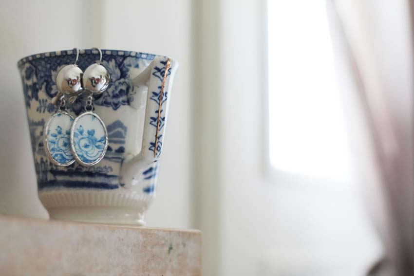I gioielli in ceramica riciclata di Sara Arduini, Aspettaevedrai.