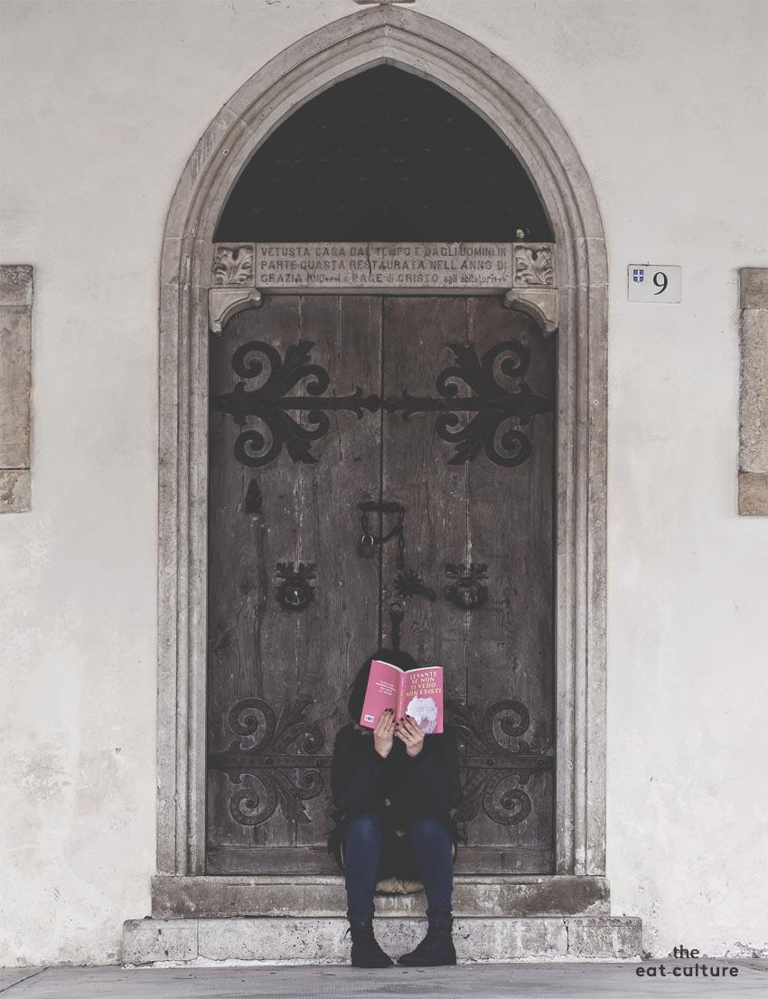 Il libro sul comodino: Se non ti vedo non esisti, Levante