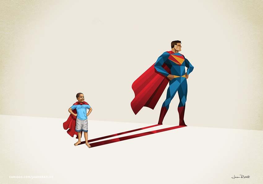 Super shadows - Jason Ratliff