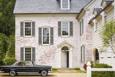 il cottage a Birmingham dell'architetto James F. Carter