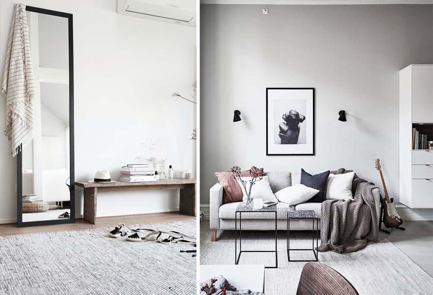 7 modi per arredare casa in stile minimal the eat culture for Casa stile minimal