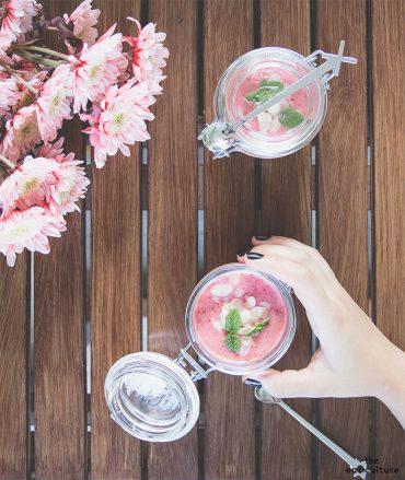 smoothie ai frutti dell'estate
