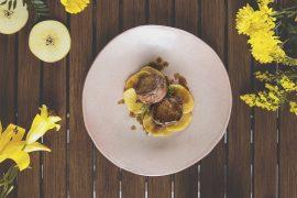 Pranzo di Natale - un secondo di carne: il filetto di maiale alle mele