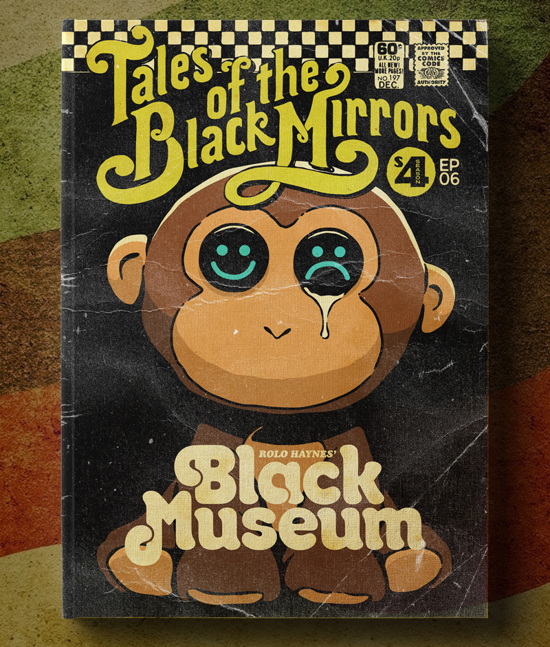 Tales of the Unexpected Black Mirrors - Butcher Billy