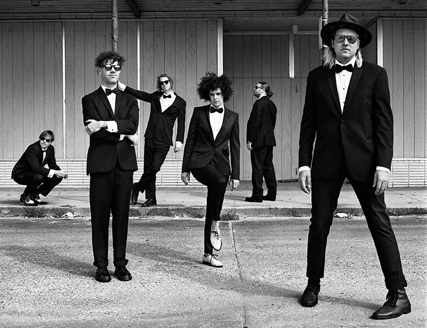 Anton Corbijn - Arcade Fire