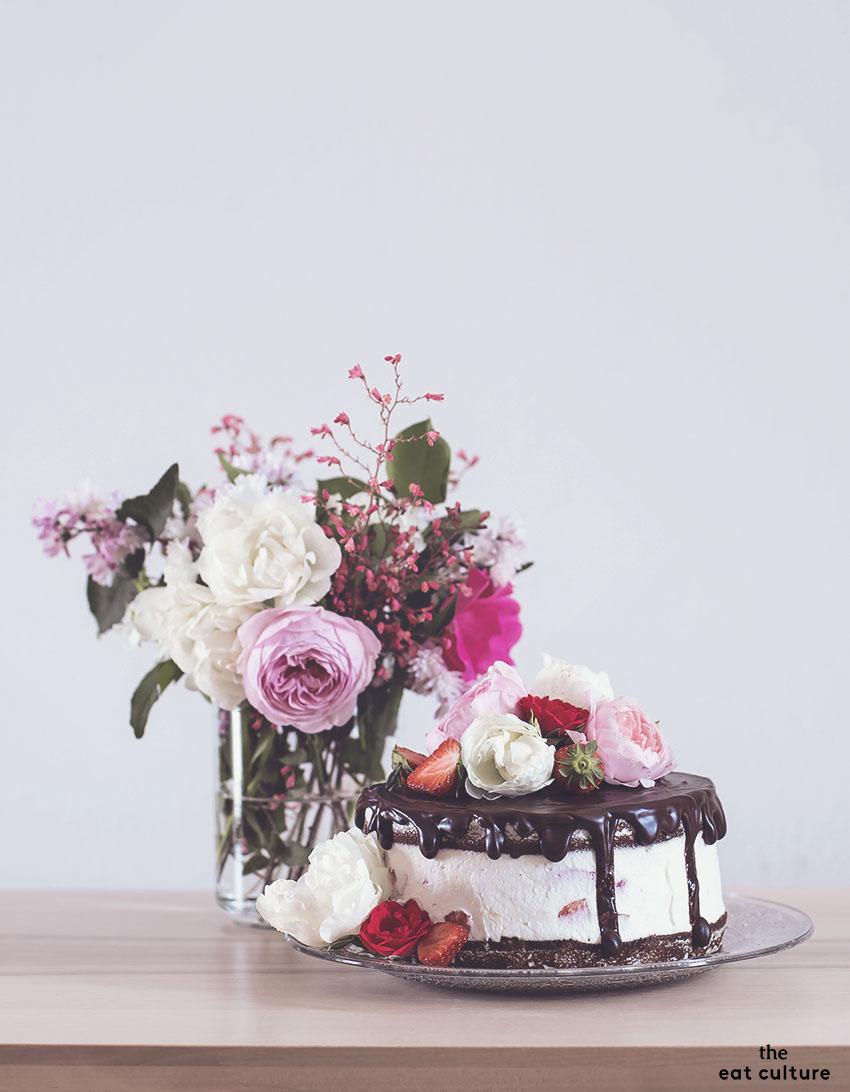 Di Dorian Gray e di naked cake alla panna e fragole