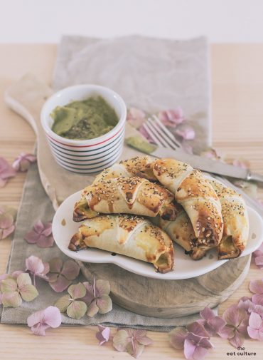 Come fare le brioches salate con mazzancolle speziate e verdurine (e vivere felici)
