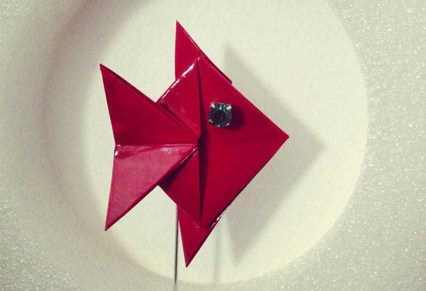 Pesce Origami 1801 The Eat Culture