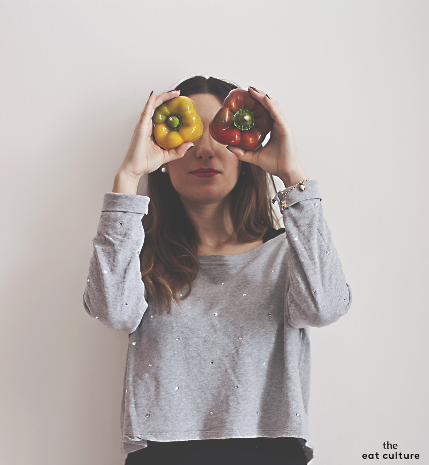 Peperoni ripieni cous cous