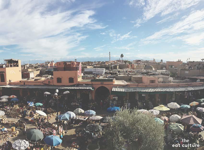 Vista Caffeè des Epices - Marrakech
