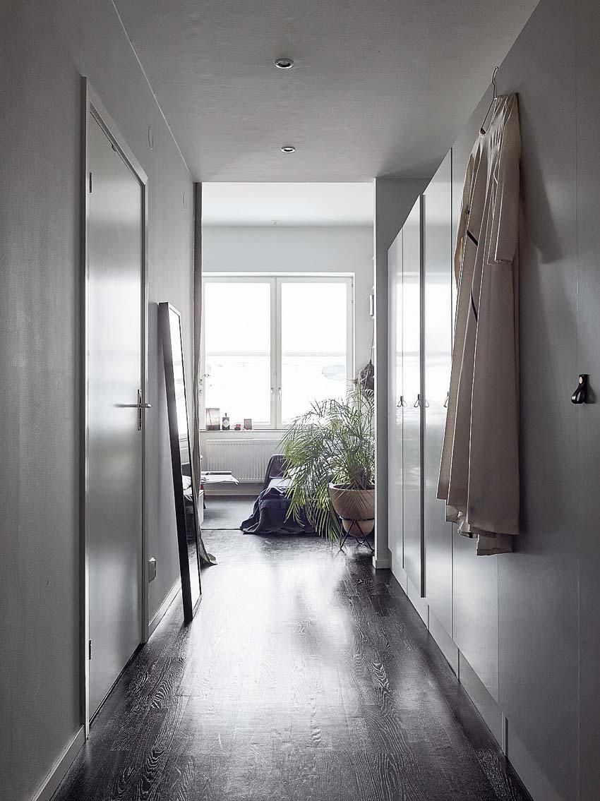 un appartamento in cui ritornare