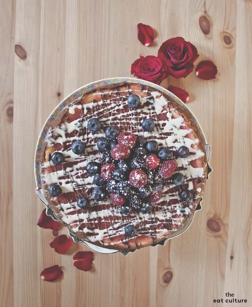 New york cheesecake + doppio cioccolato