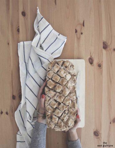 Pane alle noci - ricetta Hygge