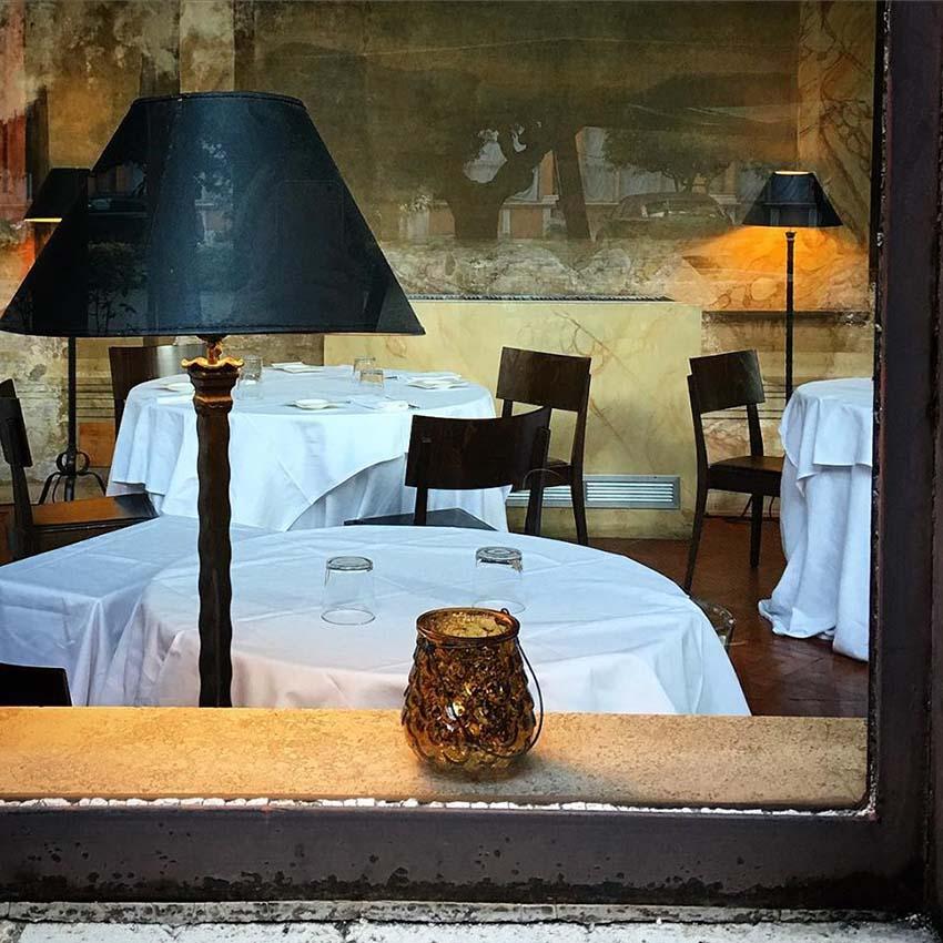 ristorante la veranda Roma