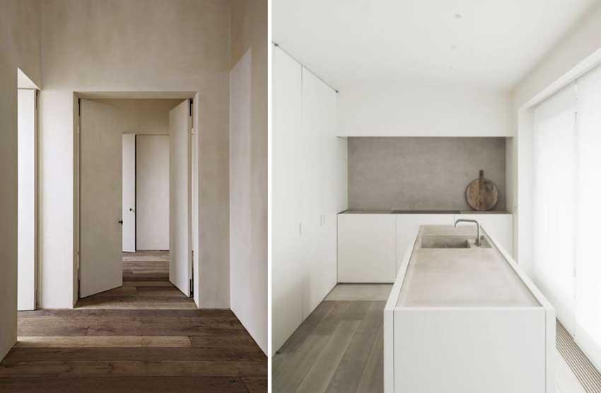 come arredare casa in stile minimal