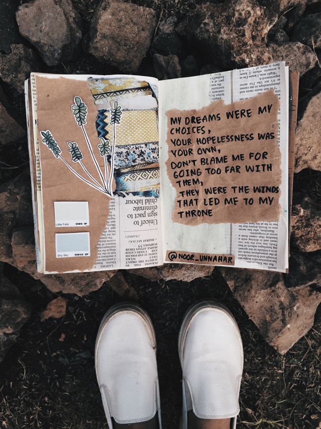 art journal tumblr aesthetics hipsters quotes poetry ...