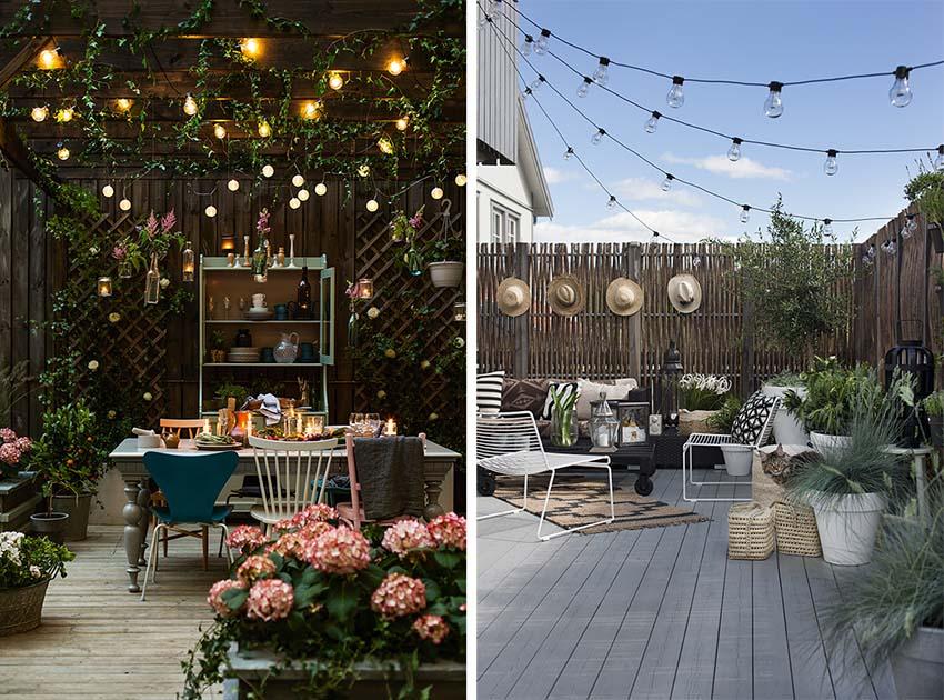 Come arredare il proprio terrazzo balcone o portico the eat culture