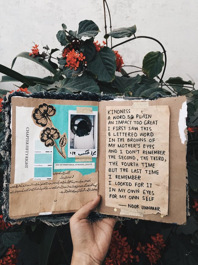 Tra arte e poesia: Noor Unnahr (ovvero quel che si dice un vero talento)