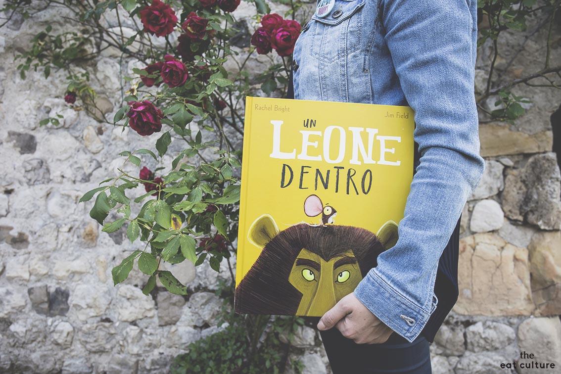 Il libro sul comodino: Un Leone dentro