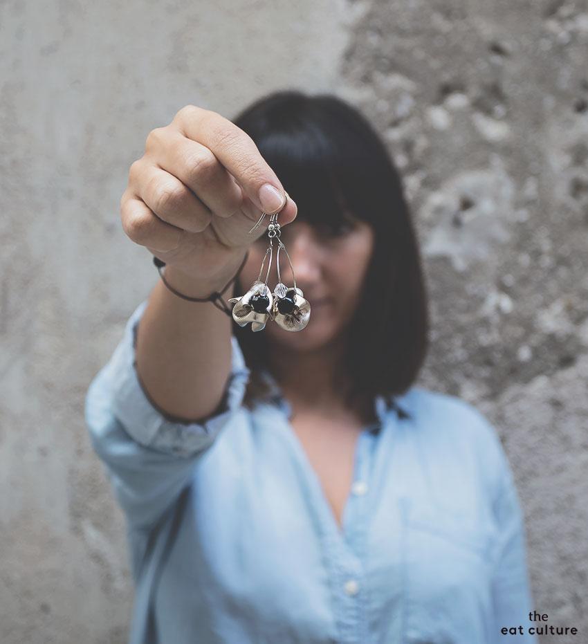 orecchini handmade di Veronica aka Serie V