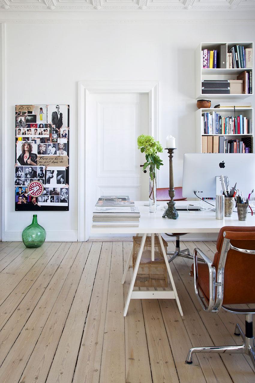 un appartamento danese da ricordare