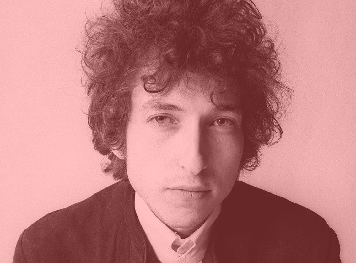 io lui e Bob Dylan
