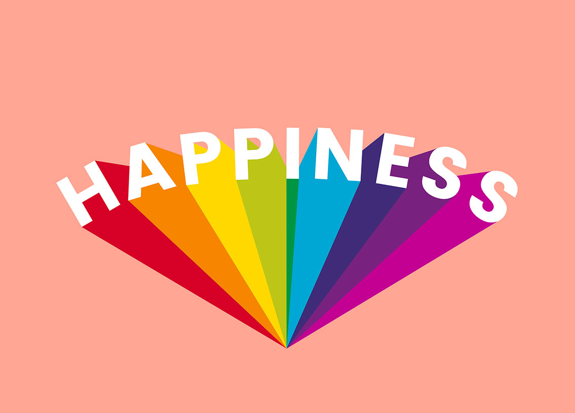 you are happiness