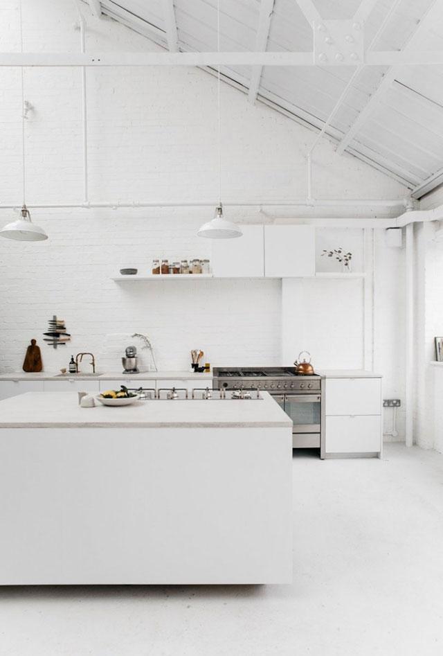 cucina la stanza preferita