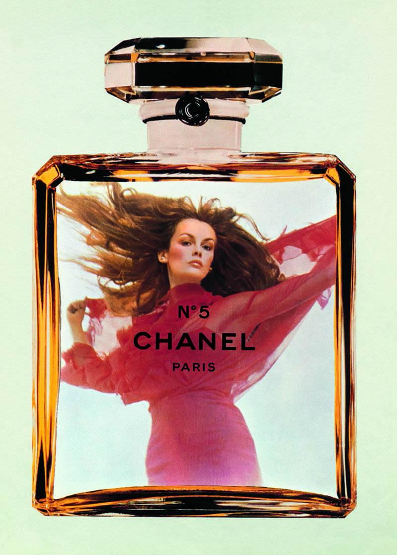 1971, pubblicità Chanel n°5