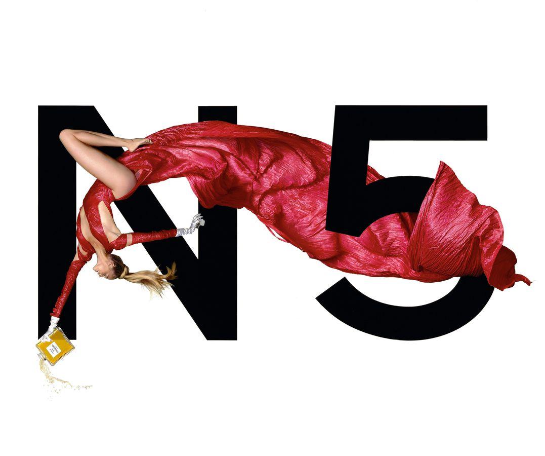 1999, pubblicità Chanel n°5