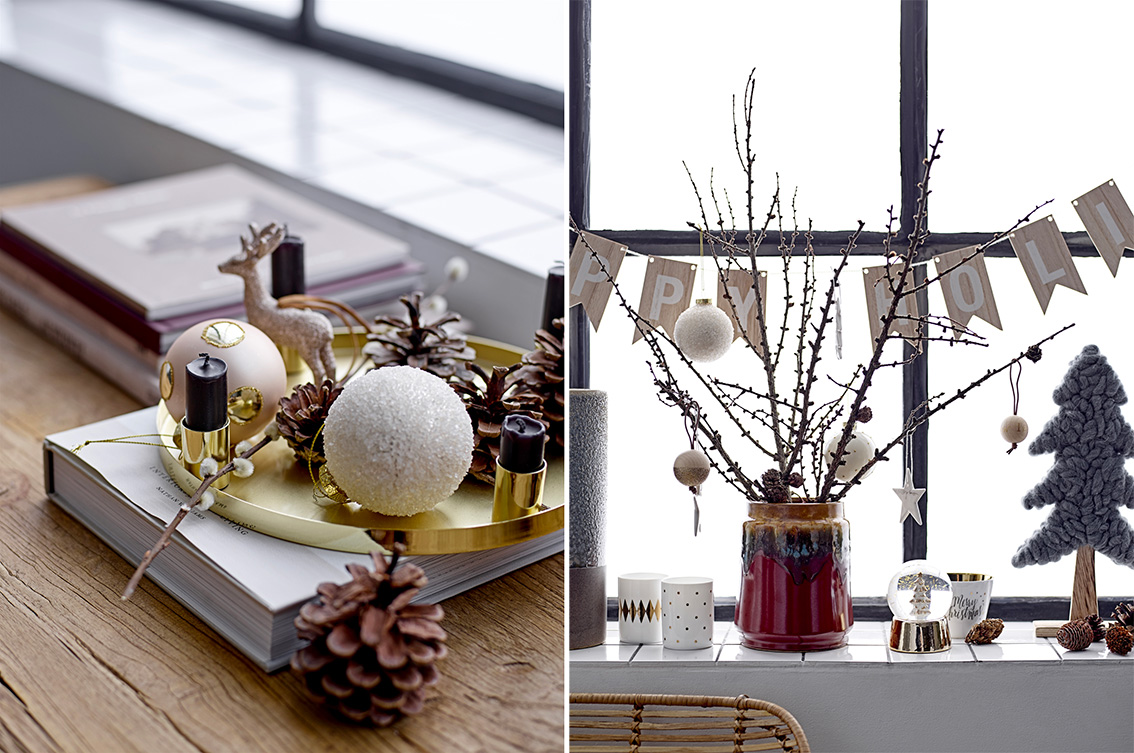BEYOND THE CHRISTMAS TREE 7 IDEAS TO DECORATE YOUR HOUSE