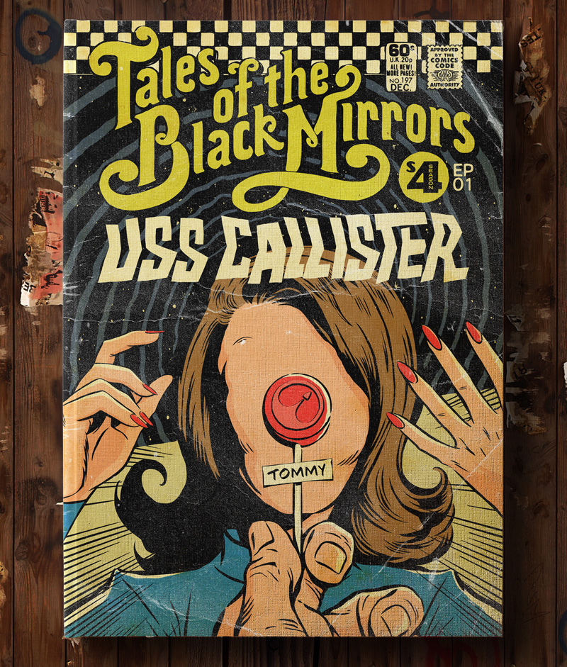 Tales of the Unexpected Black Mirror - Butcher Billy