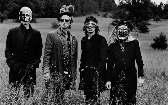 Anton Corbijn - Rolling Stones