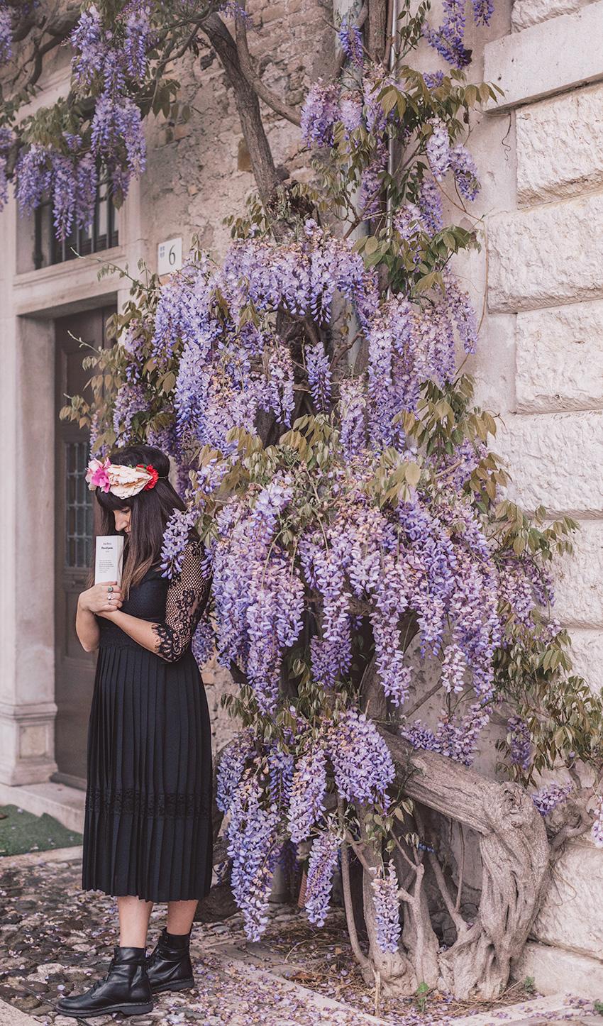 La poesia di Alda Merini: fiori di poesia