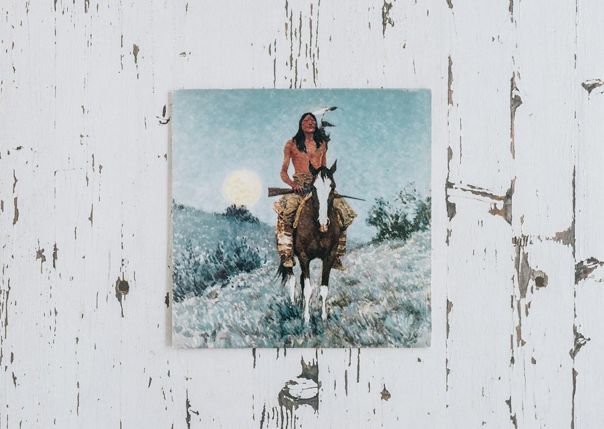 Le canzoni dell'album l'Indiano di Fabrizio De André