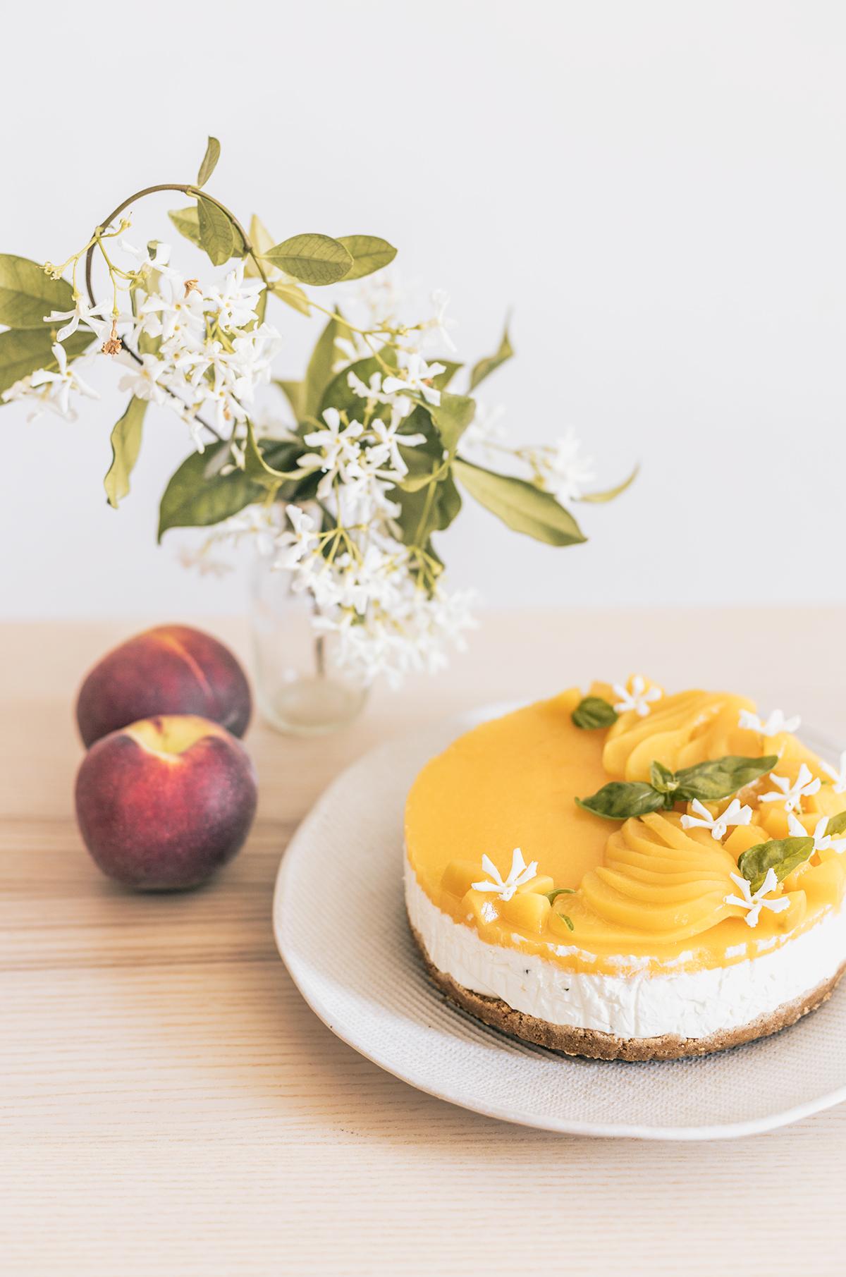 Cheesecake senza cottura allo yogurt - la ricetta senza forno