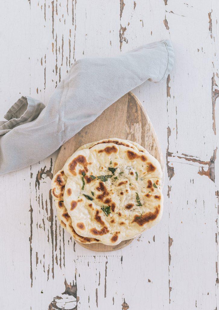 pane naan la ricetta originale del pane indiano
