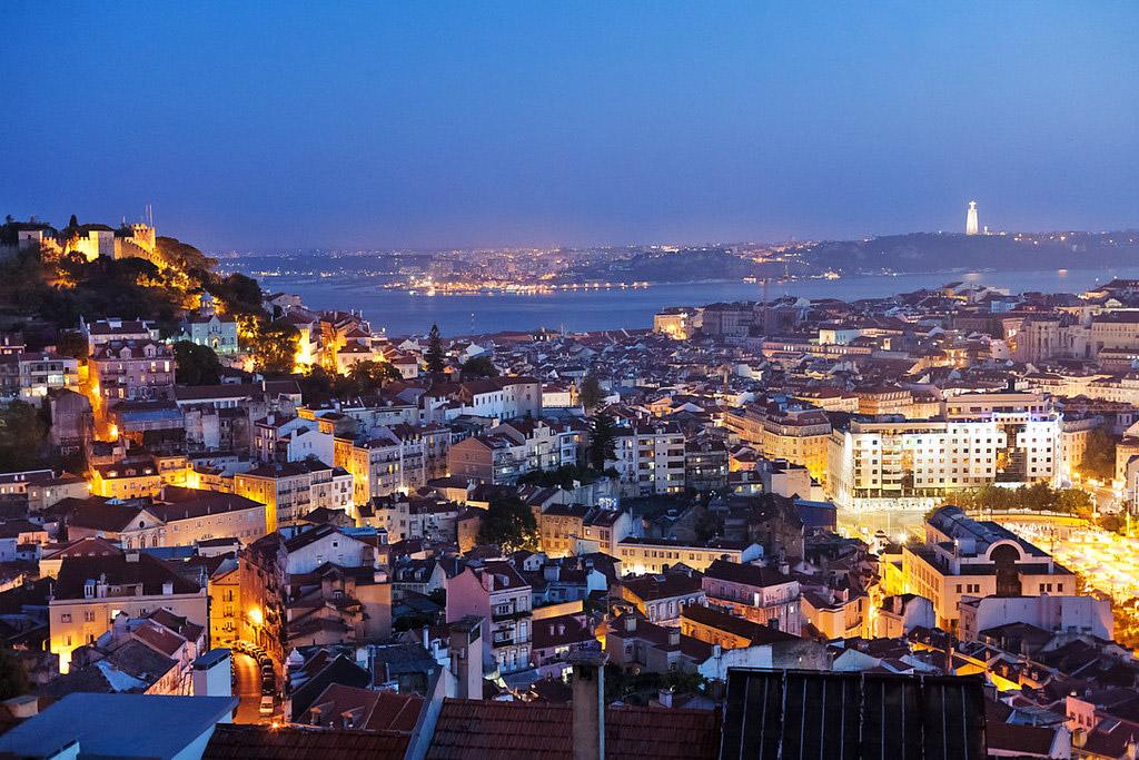 Una sera a cena a Lisbona da Estrela de Bica