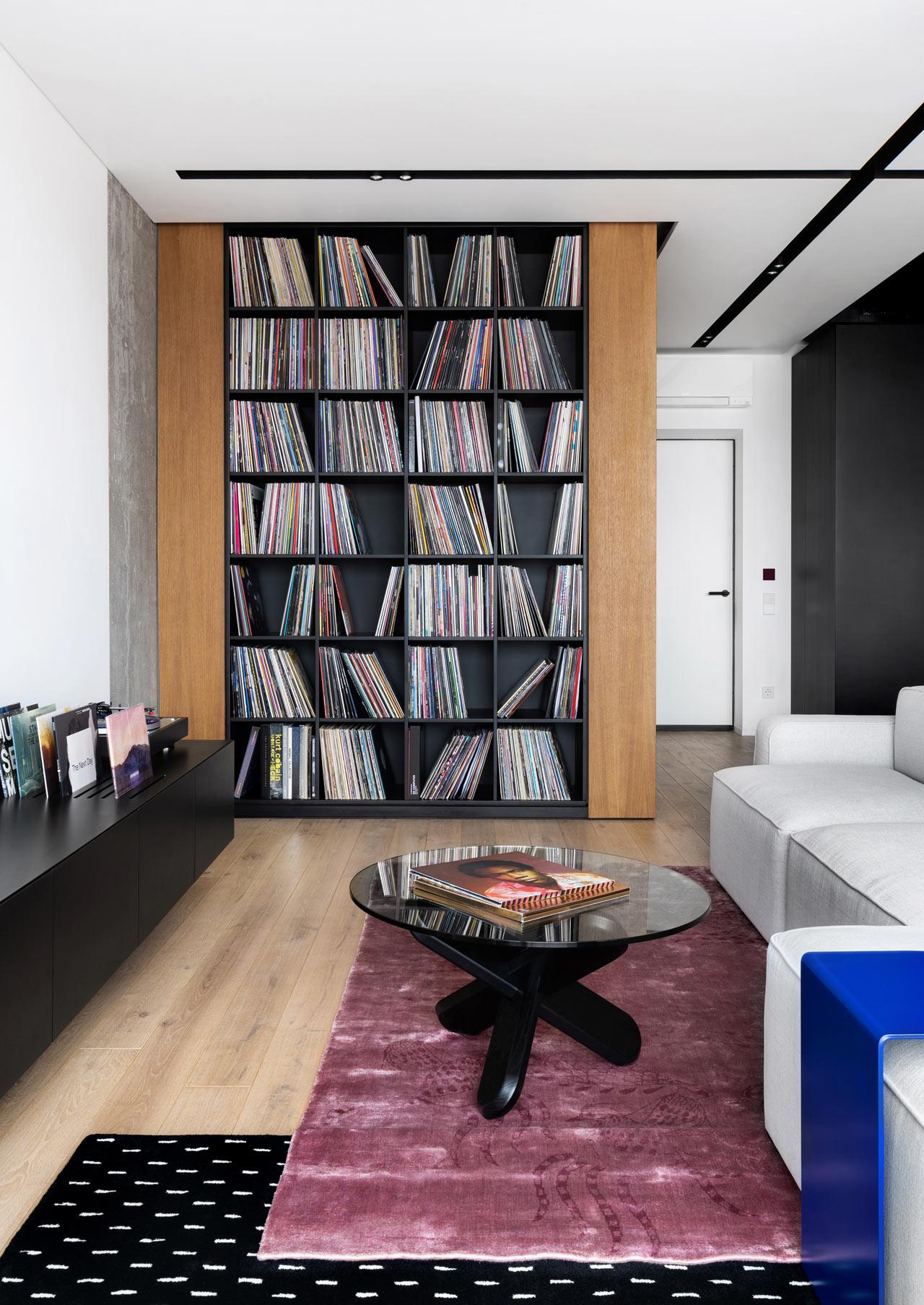 Libreria per vinili
