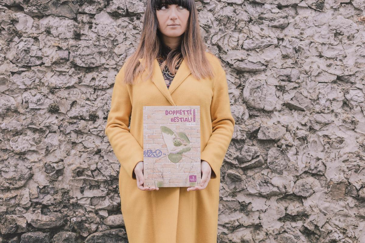 Il libro: Doppiette bestiali di Lisa Biggi illustrato da Valentina Malgarise
