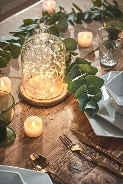 Apparecchiare la tavola di Natale: 10 idee decor diy da copiare
