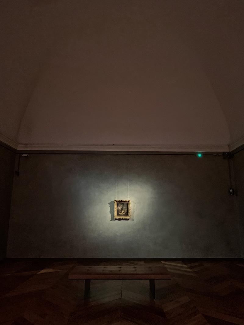 Rembrandt a Parma