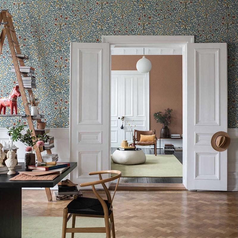 """Come arredare casa ispirandosi al """"metodo"""" Wes Anderson. Mixa combina e divertiti"""