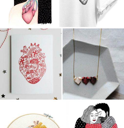 Etsy regali artigianali per amare e amarsi