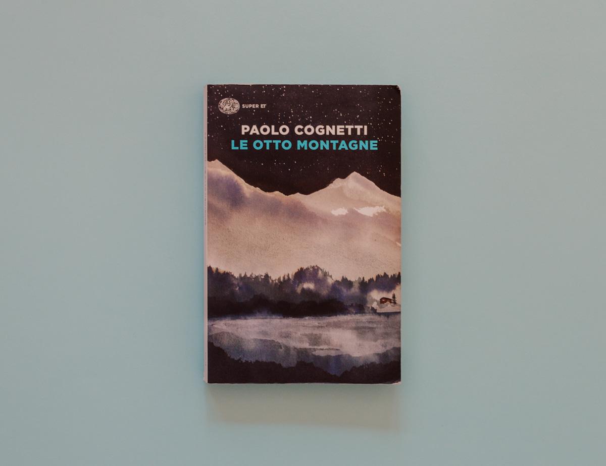 Libro: Le otto montagne di Paolo Cognetti