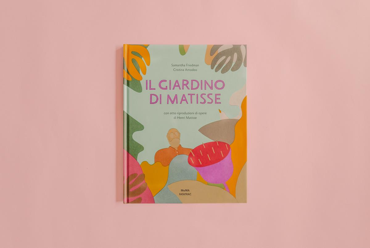 Il giardino di Matisse libro illustrato Fatatrac