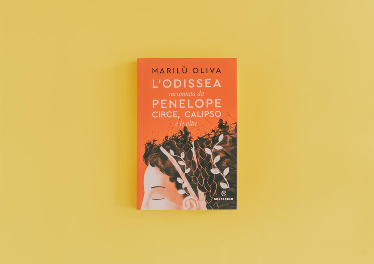 Libro: L'Odissea raccontata da Penelope, Circe, Calipso e le altre di Marilù Oliva